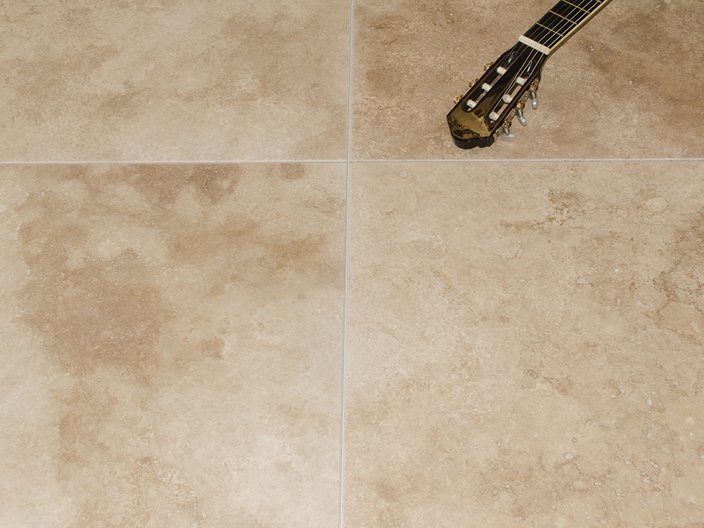 Lycos Cream - Medium Travertine